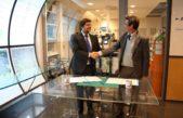 Desde el OPDS firman un convenio con Paris para monitorear la calidad del aire