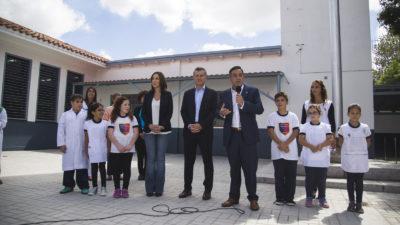 """Macri habló de los resultados de la prueba Aprender 2017 en Camapana: """"No hay que tenerle miedo a la verdad"""""""