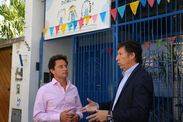 San Isidro firmó un acuerdo con Provincia para mejorar la infraestructura en las escuelas