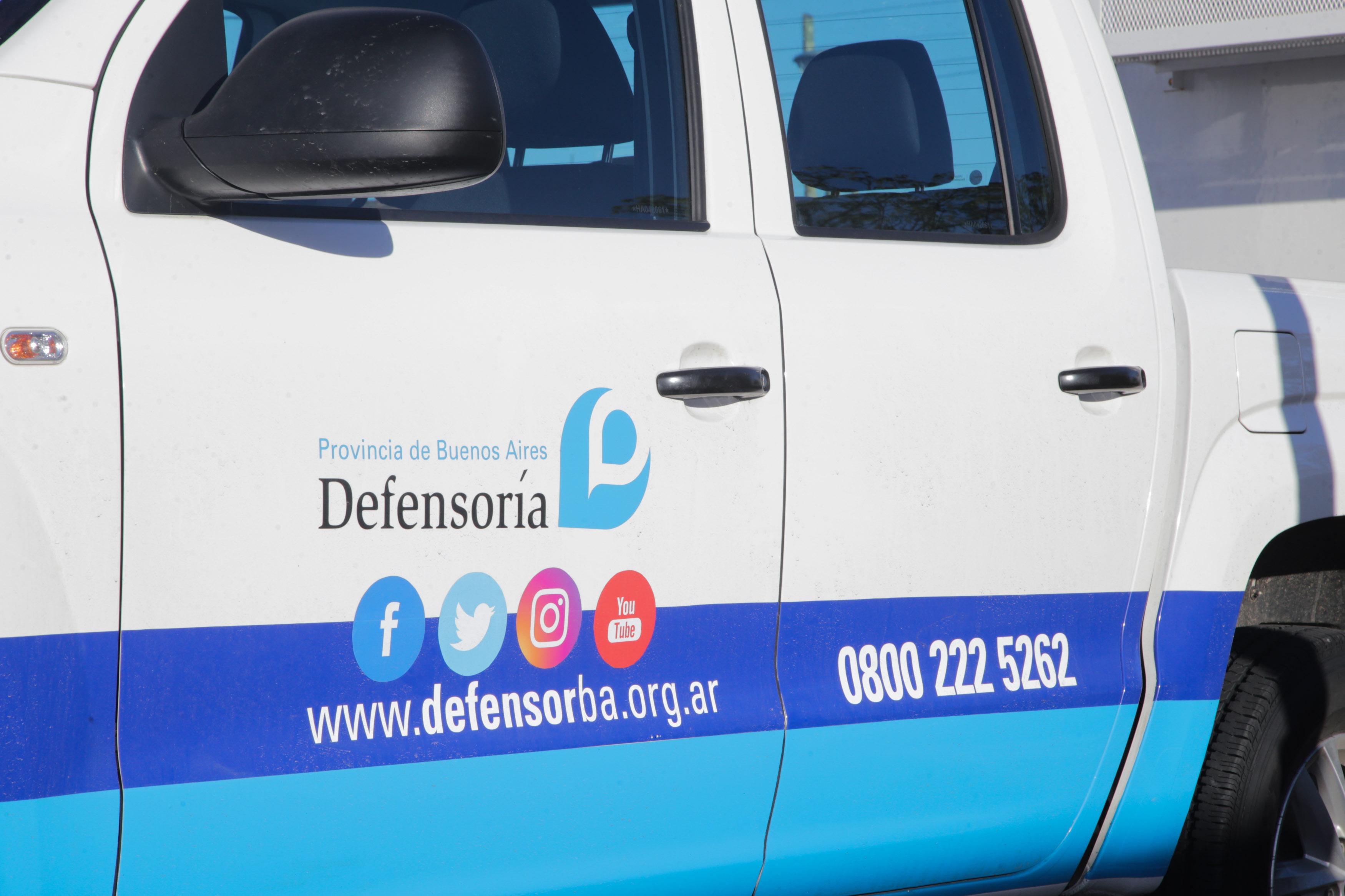 La Defensoría suma una nueva delegación en Berazategui