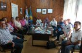 El Ministerio de Agroindustria planea mejorar caminos rurales de 9 de Julio, Brandsen, Trenque Lauquen y Guaminí