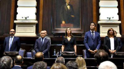 """Mosca: """"María Eugenia interpreta como nadie el momento histórico que estamos viviendo"""""""