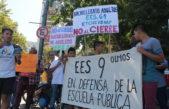 La Plata: Reclamo en la Dirección de Enseñanza Secundaria contra el cierre de Bachilleratos de Adultos