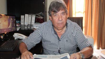 """Rubén Cholo García: """"Planteamos un sinceramiento salarial para los municipales"""""""