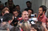"""Miguel Díaz apuntó a Vidal: """"Basta de salarios en negro, usted puede resolver este conflicto"""""""