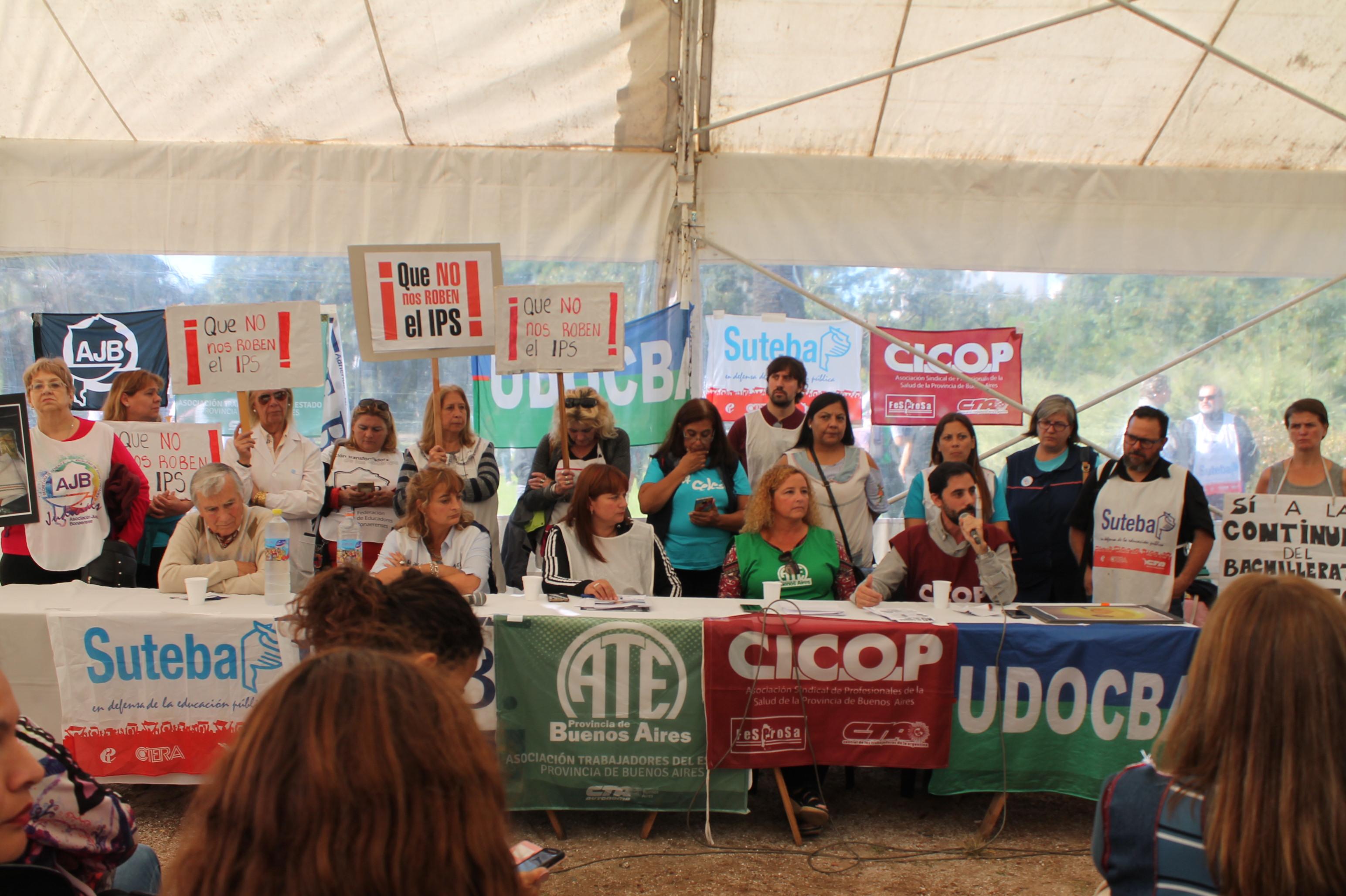 """""""Esta unidad es indispensable"""", dijo el presidente de la Cicop"""