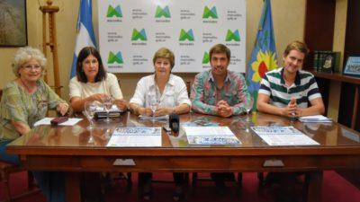 Mercedes / LALCEC y el Municipio lanzan la semana de prevención de cáncer de cuello de útero