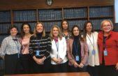 Lázzari, Lordén y Reich participaron de la Comisión de la Condición Jurídica y Social de la Mujer