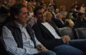 """Lorenzino y Mosca encabezaron el lanzamiento de los """"Encuentros para la Reforma Política"""" en Mar del Plata"""