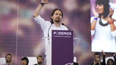 """La Facultad de Periodismo de La Plata entregará el premio """"Rodolfo Wash"""" a Pablo Iglesias, de PODEMOS"""