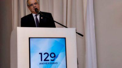 El Colegio de Escribanos de la Provincia celebró su 129º aniversario