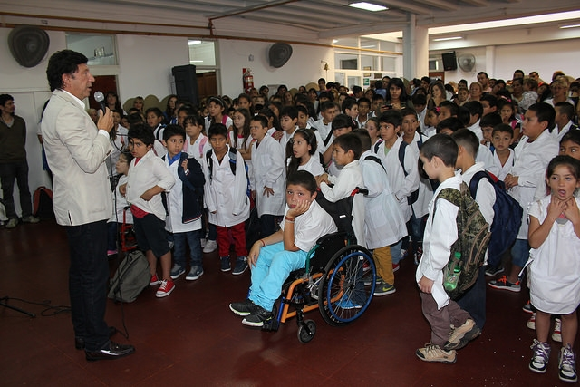 Escuelas de San Isidro quieren eliminar barreras buscando mayor inclusión en las aulas