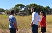 San Nicolás / El municipio hará plazas en los terrenos baldíos abandonados por privados