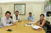 El intendente de 25 de Mayo firmó un acuerdo para la construcción de edificios escolares