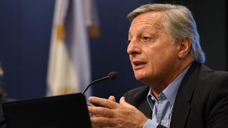 """Lorenzino alertó que el gobierno eliminó la tarifa social y tildó a Aranguren de """"mentiroso"""""""