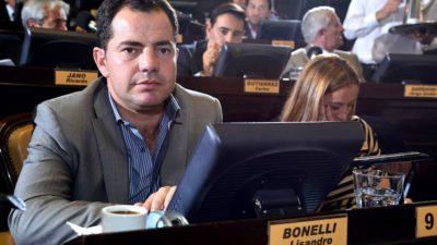 """El Frente Renovador criticó el discurso de Vidal: """"Parece que habló de Macrilandia"""""""