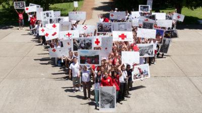 Por un recorte de Vidal, Cruz Roja cerraría sus 17 escuelas en Provincia y se iría de Argentina