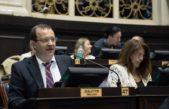 """El diputado Daletto apoyó a Vidal: """"A mitad de su mandato puede mostrar una Provincia que dio un giro de 180 grados"""""""