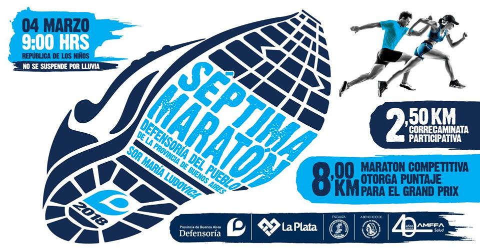 flyer Maratón