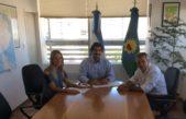 La diputada de Cambiemos Barros Schelotto y el Ministro de Agroindustria definen agenda de trabajo en común