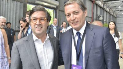 Gray junto al presidente del BID y alcaldes iberoamericanos para potenciar la integración entre los municipios