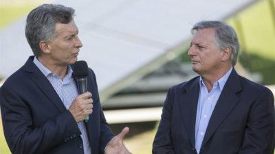 """Macri salió a """"bancar"""" a Aranguren después de confirmar que tiene su plata en el exterior"""
