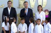 """Macri se tuvo que ir a Corrientes para poder dar inicio al ciclo lectivo: """"Me duelen los resultados de las pruebas Aprender"""""""