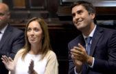 """Operativo reelección: """"Vamos a trabajar muy fuerte para que Mauricio sea presidente nuevamente"""", dijo Mosca"""