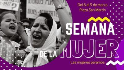 El feminismo crece en Ayacucho que por primera vez conmemora el #8M