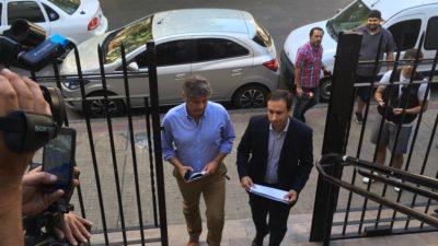 """Comedores escolares en La Plata: El gobierno denuncia a la gestión anterior por """"administración fraudulenta"""""""