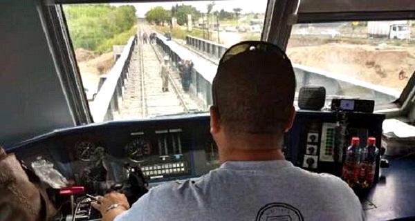 """Ferroviarios advierten que el """"puente angosto"""" de Luján se está desplazando y es """"peligroso"""""""