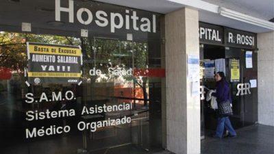 Un hospital de La Plata sufre cortes masivos de luz y médicos debieron operar alumbrados por celulares