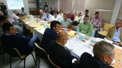 Se realizó un encuentro regional con referentes ruralistas