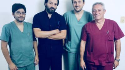 Médicos del Hospital San Martín de La Plata implantaron un novedoso cardiodesfibrilador subcutáneo y automático