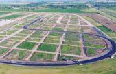 San Nicolás / Continúa la construcción del autódromo y el Estadio Único