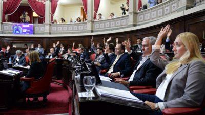 Las emergencias en infraestructura y administrativa que quiere Vidal serán tratadas en comisión en el senado