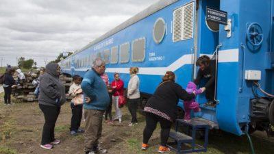 Jubilados de IPS podrán viajar en tren con un 40% de descuento en viajes de media y larga distancia
