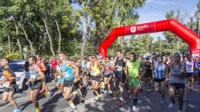 """Más de 8 mil vecinos participaron del """"Morón Corre"""", un evento por la memoria"""