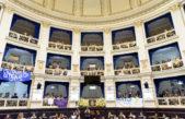 En la legislatura bonaerense se realizó el Primer Parlamento de Mujeres para pensar propuestas de género