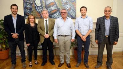 Tigre y la Fundación Findel firmaron un convenio de cooperación para promover el desarrollo local