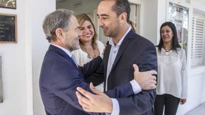 """Tagliaferro se refirió a la violencia de género: """"En Morón la abordamos como política de Estado"""""""