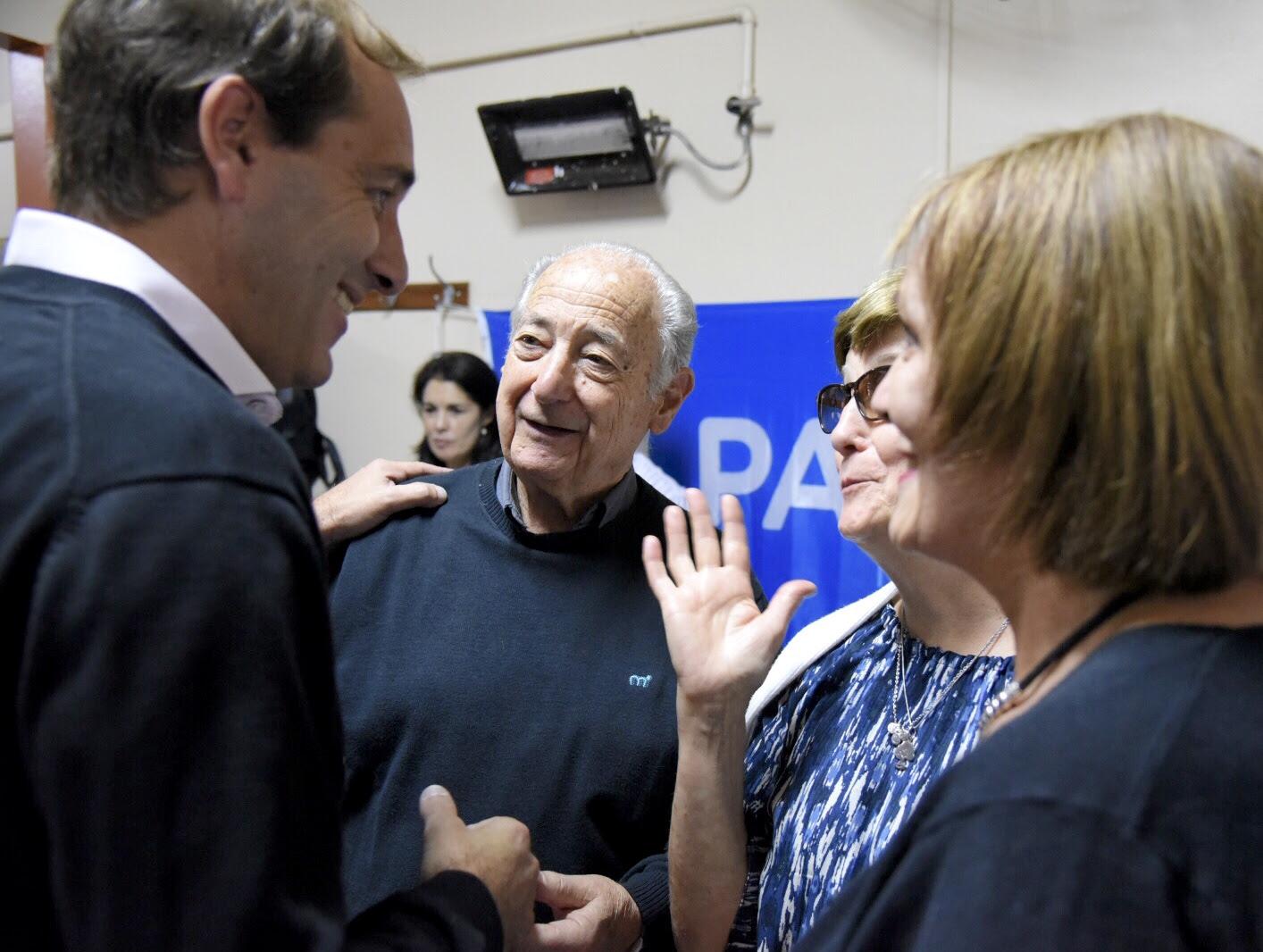La Plata / Se llevó a cabo la primera Reunión del Consejo Participativo de PAMI 2018
