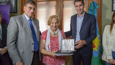 Reconocieron por su rol social a Viviana Navas y Amalia Bazán en la legislatura provincial