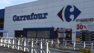 Carrefour y Comercio buscan una salida a la crisis en el Ministerio de Trabajo