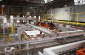 Eternit Argentina presenta una nueva línea de producción de placas cementicias