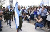 """El intendente de Malvinas Argentinas se dirigió a los ex combatientes: """"Gracias de corazón; honor y respeto para todos ustedes"""""""