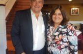 Donofrio se reunión con la ministra que revolucionó la educación de Ecuador