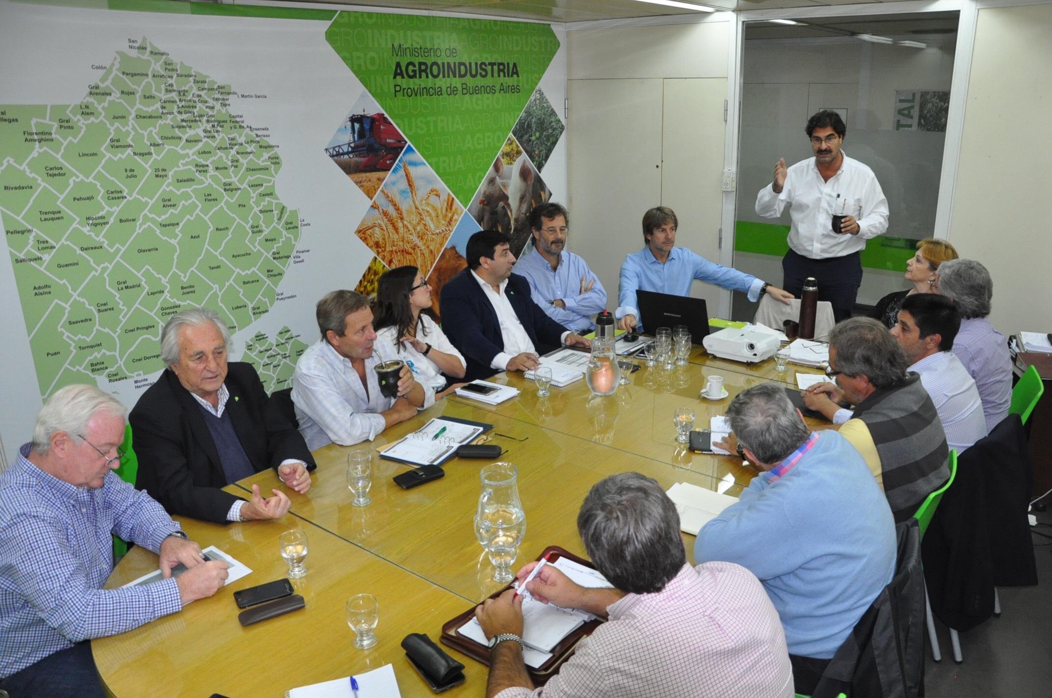 Declararon la emergencia de 27 municipio de la provincia por la sequía
