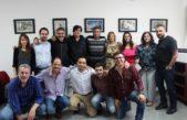 Máximo K y Florencia Saintout analizaron con periodista el rol de los medios en la era Macri