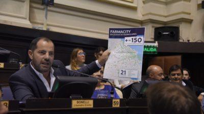 Diputados defendió las farmacias de la provincia y frenaron el desembarco de Farmacity